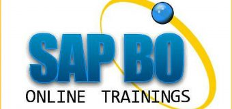 SAP BO Training