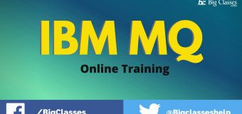 IBM MQ Online Training