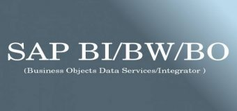 SAP BW BI Online Training Overview