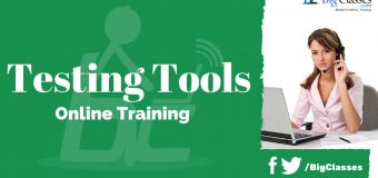 Testing Tools Online Training