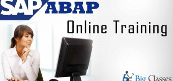SAP ABAP Course Online Training