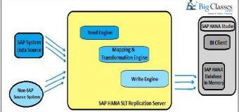 SAP HANA Purpose