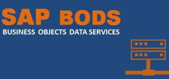 SAP BODS/Data Services/Data Integrator Online Training