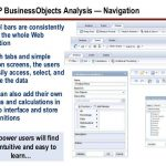 Business Objects Crystal Report training
