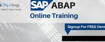 SAP ABAP Online Training | FREE DEMO | FREE TUTORIALS