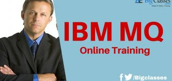 Brief Overview of IBM MQ & IBM MQ Online Training