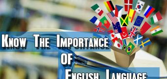 Importance of English Language | Why English Language?