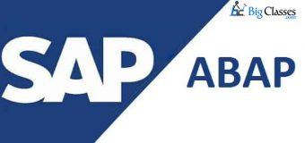Why SAP ABAP Online Training?