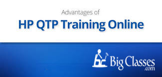 Advantages of Online QTP Training