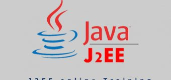 Why J2EE Online Training