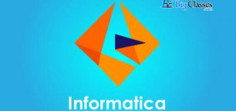 Informatica Online Training Course