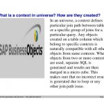 Business Objects Online Training at Your Door Step