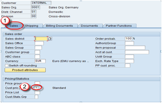 How to Create Customer Master Using SAP SD