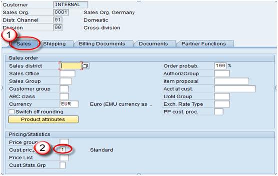 How To Create Customer Master Using Sap Sd