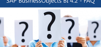 What is new in SAP Business Objects 4.1 SP 4?