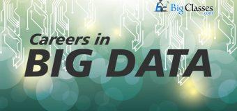 Big Career with Big Data for Hadoop Professionals