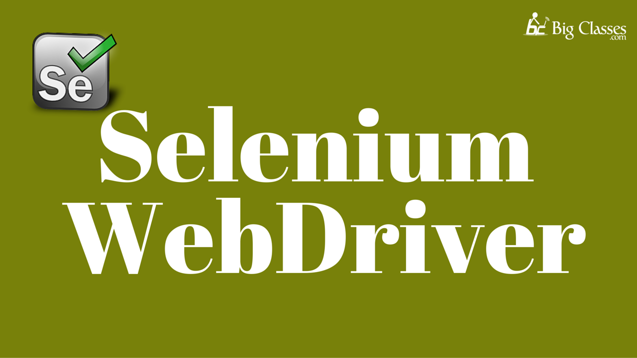 Features of Selenium Webdriver