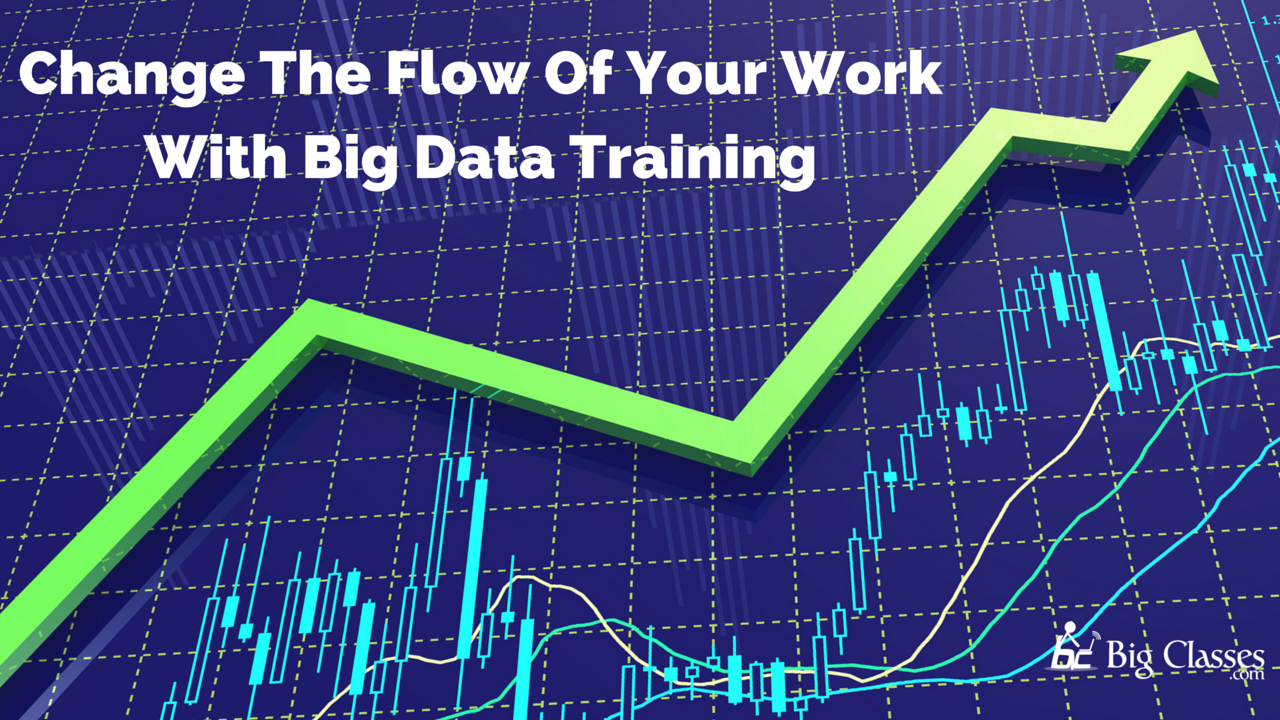 flow of big data training
