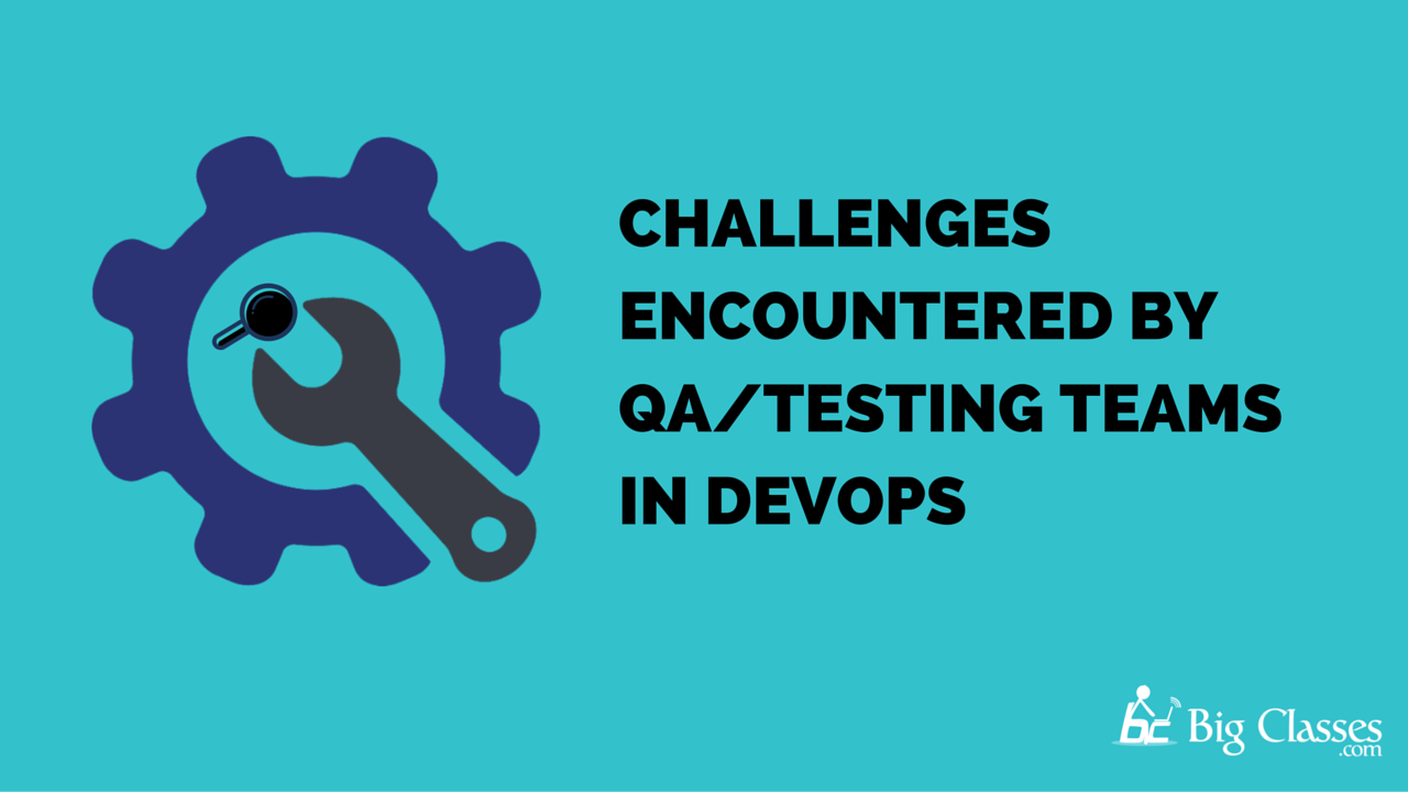 Challenges faced by QA/Testing teams in DevOps