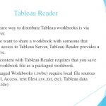 Top Reasons Why You Should Switch To Tableau Now?