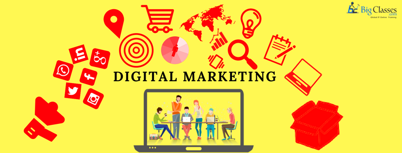 Digital Marketing-Bigclasses
