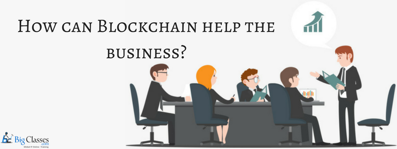 Blockchain business-Bigclasses